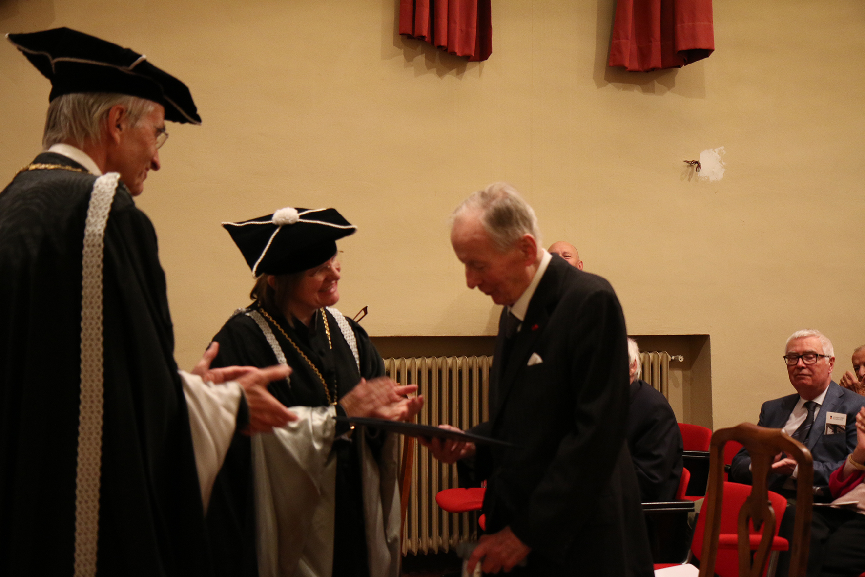 Brian McGuinness, Honorary degree