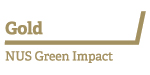 Green Impact Gold logo