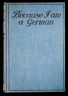 Because I am a German II.e.283