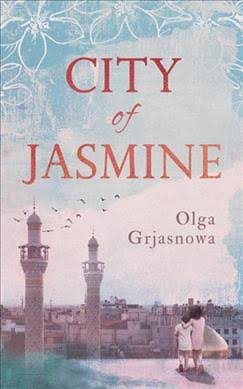 City of Jasmine book cover