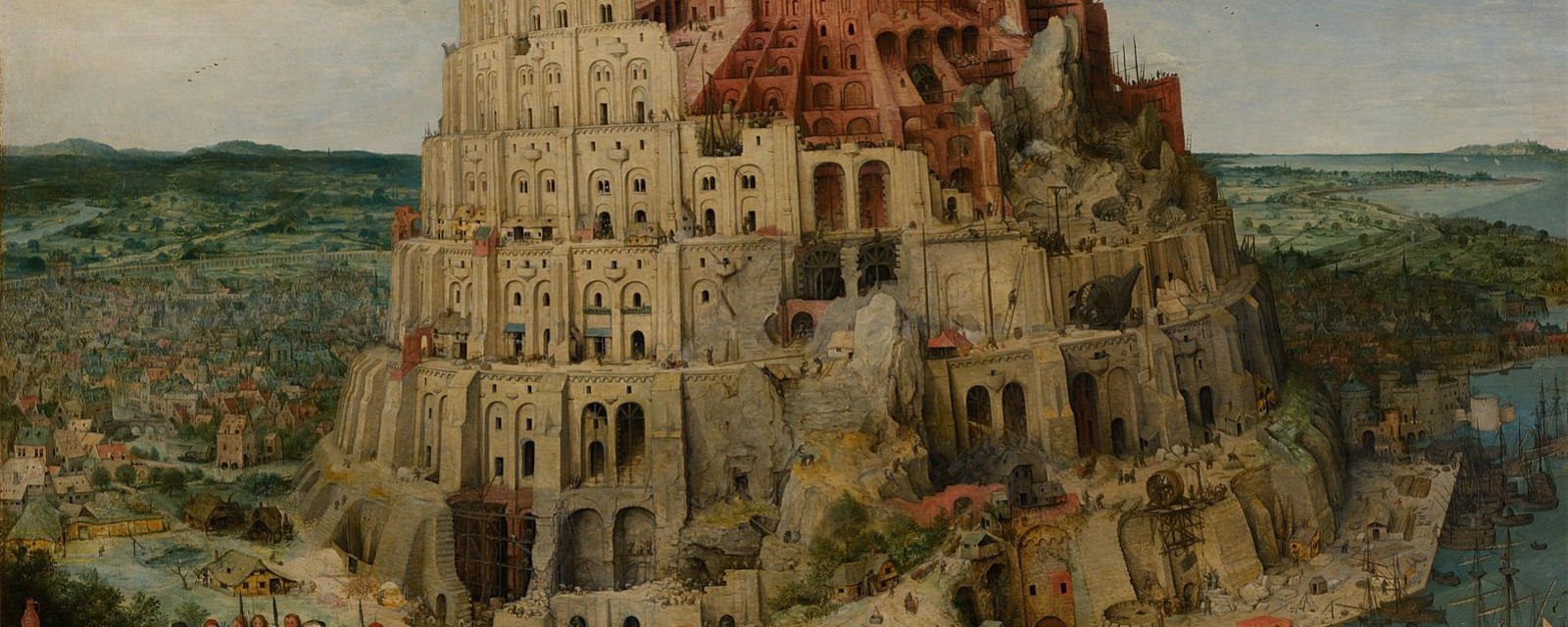 Tower of Babel by Bruegel