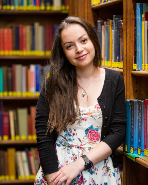 Undergraduate student at The Queen's College, Oxford