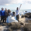 Aldabra Clean-Up project