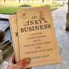 Inky Business by Matt Shaw book cover