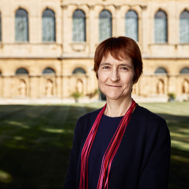 Claire Craig, Provost of The Queen's College