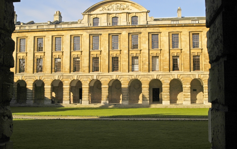 Front Quad, The Queen's College