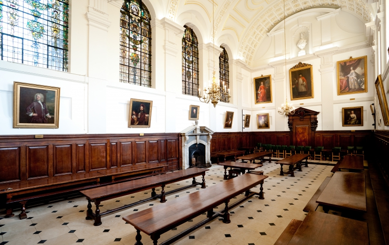 The Dining Hall, The Queen's College