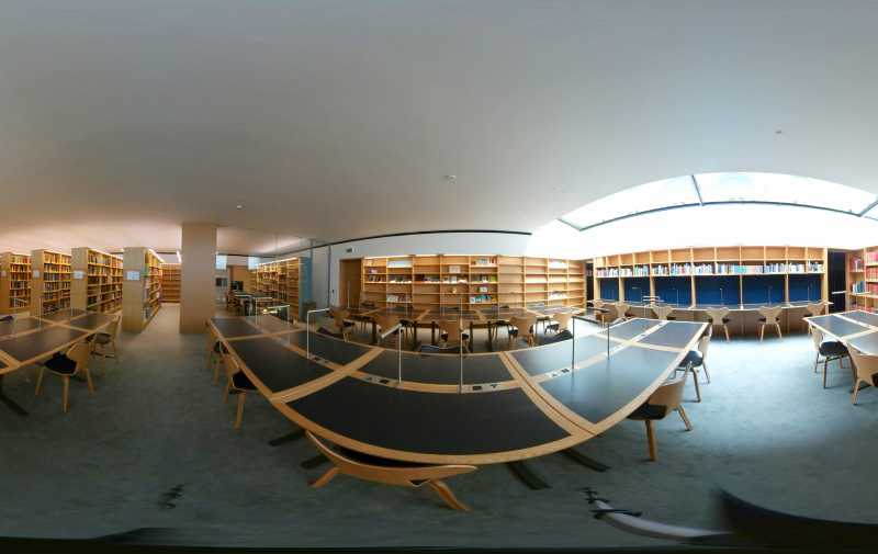 New Library 360 view