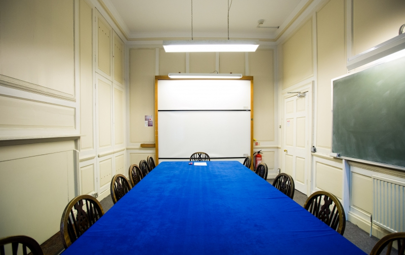 Lecture Room C, The Queen's College