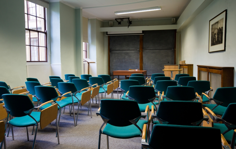 Lecture Room B, The Queen's College