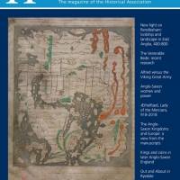 front cover of the Historian magazine