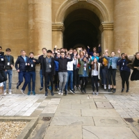 Easter science residential year 12 taster course