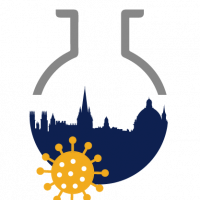 Coronavirus Oxford research logo