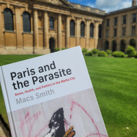 Front cover of Paris and the Parasite