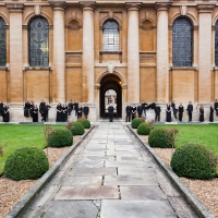 The Queen's College Choir, Oxford