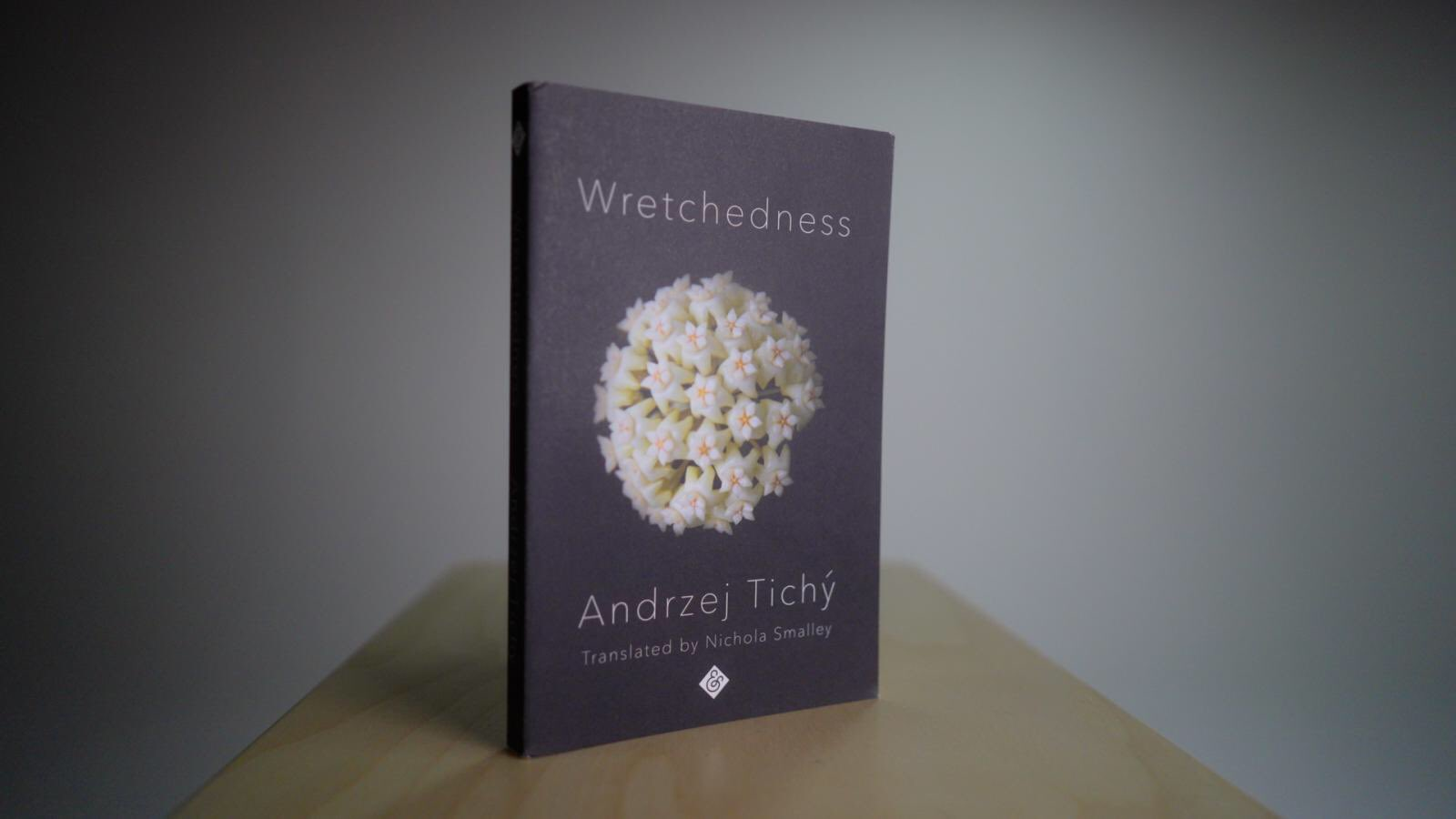 book cover for Wretchedness